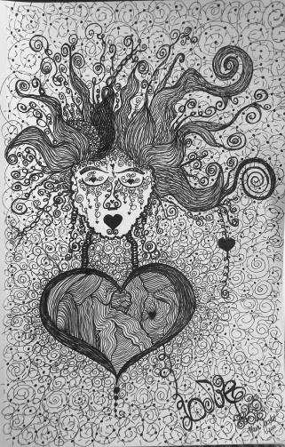 Heart Head draft