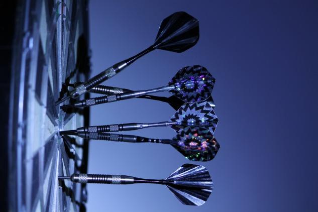 darts goal love who you are studio